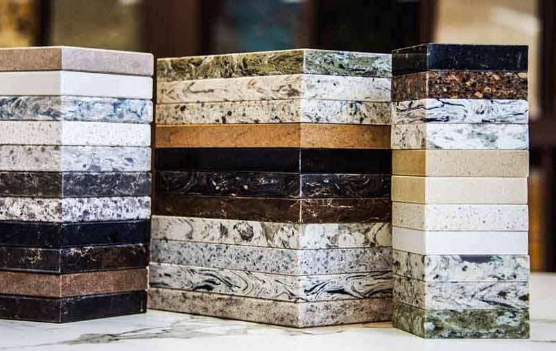 Você conhece a diferença entre mármore e granito?