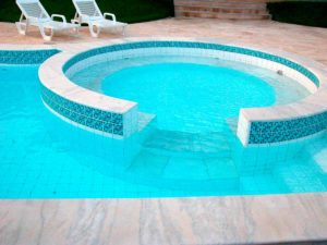 pedra para piscina: granito