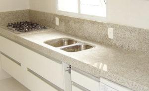 preservar pedras decorativas: granitos