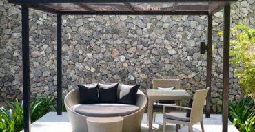 tipos de decoração com pedras
