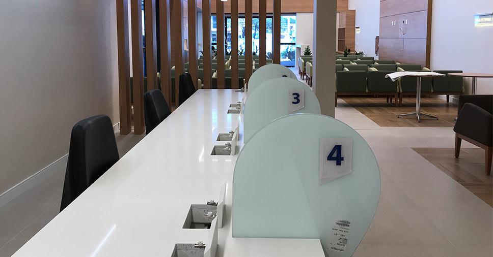 Presença da MHM Pedras em projetos hospitalares