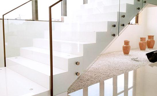 Escadas Nanoglass