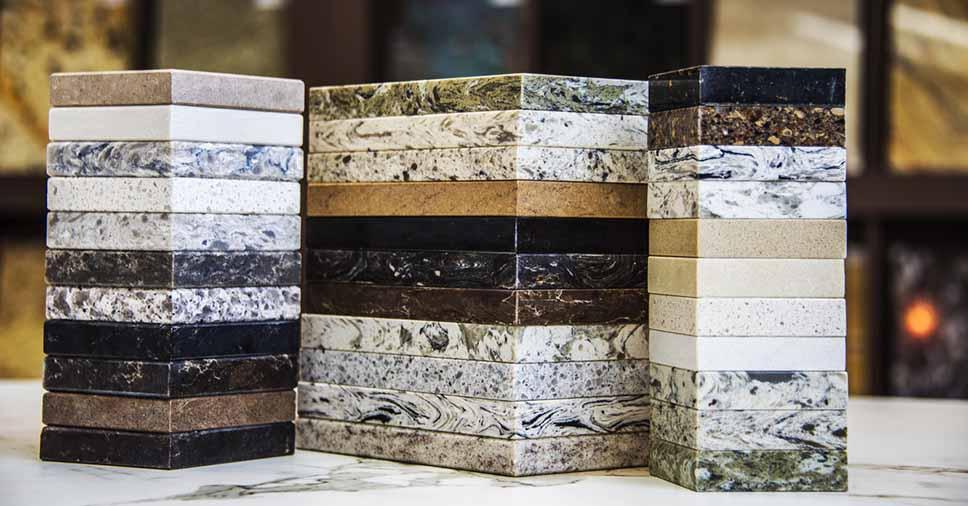 Compreenda as diferenças entre pedras naturais e artificiais